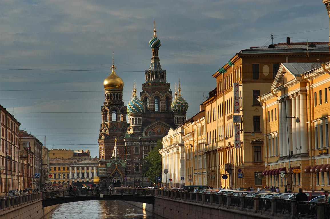Work in and Concerning Russia - Students Study Abroad